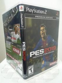 Pes 2019 Para Playstation 2 - Patch