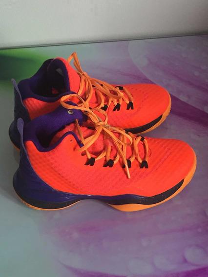 Zapatillas Basketball Mujer (talla 37-5)