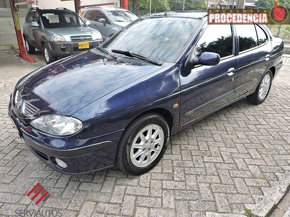 Renault Megane Classic Sin Aire Mt 1.6 2003 Clu375