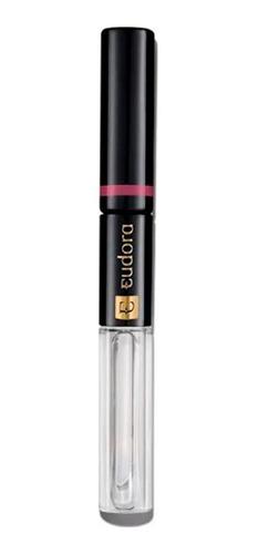 Batom Liquido Duo Lip Tint Eudora