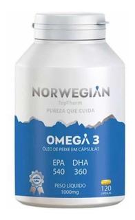 Omega 3 Norwegian