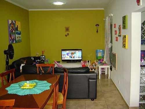 Casa Residencial À Venda, Vila Macedópolis, São Paulo. - Ca0255