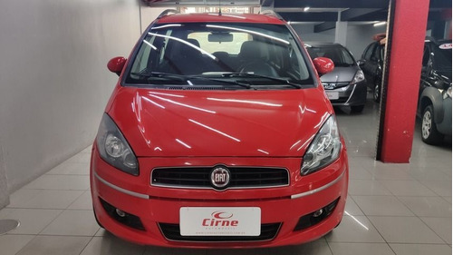 Fiat Idea Sporting 1.8 Mpi 16v Flex, Ier8774