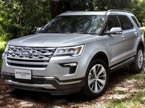 Ford Explorer 2019 Nueva 0km