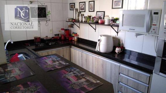 Cobertura Com 2 Dormitórios À Venda, 100 M² Por R$ 314.000,00 - Vila Camilópolis - Santo André/sp - Co4294