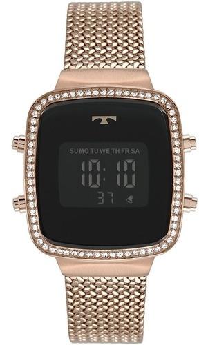 Relógio Technos Feminino Trend Rosé Bj3478ab/4p