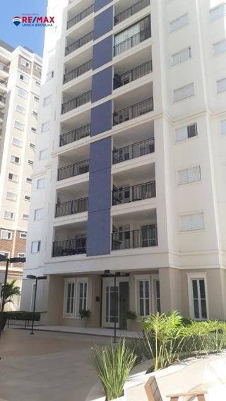 Apartamento Com 2 Dormitórios À Venda, 66 M² Por R$ 400.000,00 - Residencial Villa Lobos - Sorocaba/sp - Ap2289