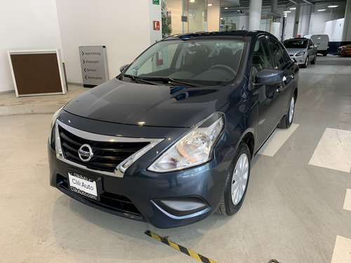 Imagen 1 de 15 de Nissan Versa 2017 1.6 Sense Mt
