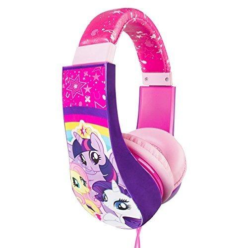 My Little Pony En Los Auriculares, Colores Y Estilos Pueden