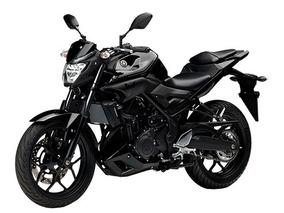 Yamaha Mt-03 2018