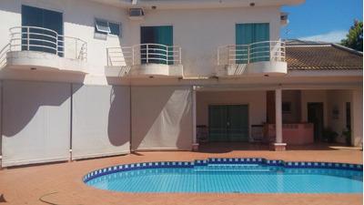 Casa Em Aeroporto, Araçatuba/sp De 530m² 4 Quartos À Venda Por R$ 1.450.000,00 - Ca149470