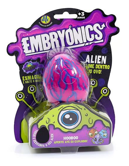 Slime Embryonics Ovo Alien Hooboo Slime - Dtc