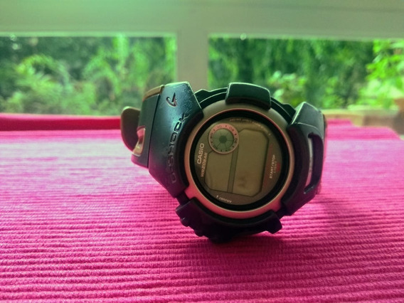 Relógio G Shock Auto Light Switch