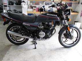 Honda Cb 450 Dx
