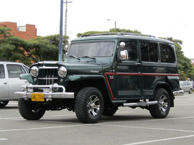 Jeep Willys Mt 3000