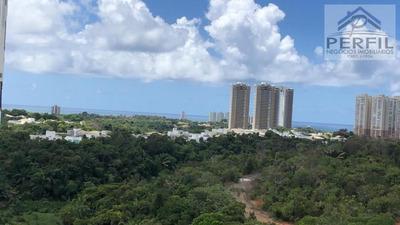 Apartamento Para Locação Em Salvador, Patamares, 2 Dormitórios, 1 Suíte, 2 Banheiros, 1 Vaga - 445