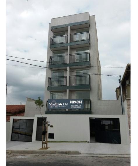 Ótimo Apartamento Com Duas Áreas Composto Por 2 Quartos, Suíte Com Acabamento De Primeira Linha Na Região Do Arvoredo - 2050