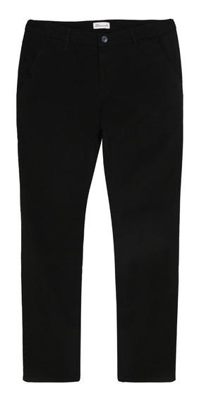 Pantalón Fit Slim De Hombre C&a (mod 1053783)