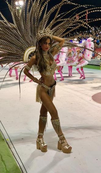 Traje Completo De Carnaval.