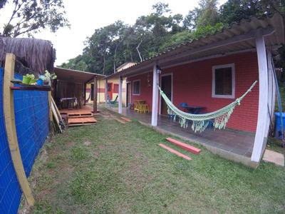 Venta Posada/hostel En Brasil Ubatuba Itamambuca
