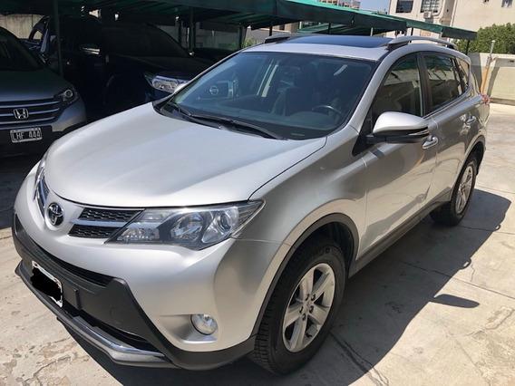 Toyota Rav4 2.0 Vx 4x2 Cvt 2014 Automatica Impecable Lucsc