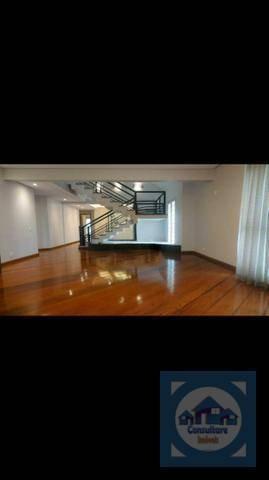 Imagem 1 de 20 de Cobertura Com 4 Dormitórios À Venda, 400 M² Por R$ 2.500.000,00 - Boqueirão - Santos/sp - Co0122