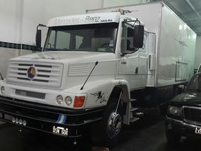 Mercedes-benz 1620 2002