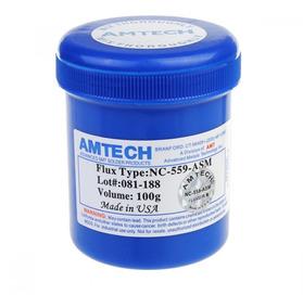 Fluxo Pastoso Amtech 559 100g