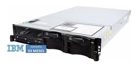Servidor Ibm X3650- 02 Quad Core E5405- 16gb Hd 1.2