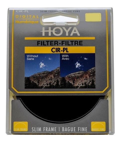 Filtro Polarizador Circular Hoya 49mm Garantia Sem Juros