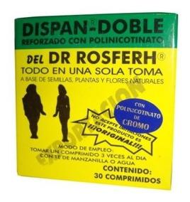 Dispan Doble Con Cromo Para Perdida De Peso (combo 2 Cajas)