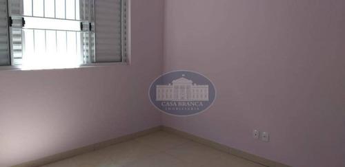 Imagem 1 de 9 de Casa Á Venda No Jussara! - Ca1708