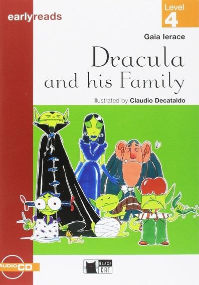 Dracula And His Family - Audio Cd - Black Cat