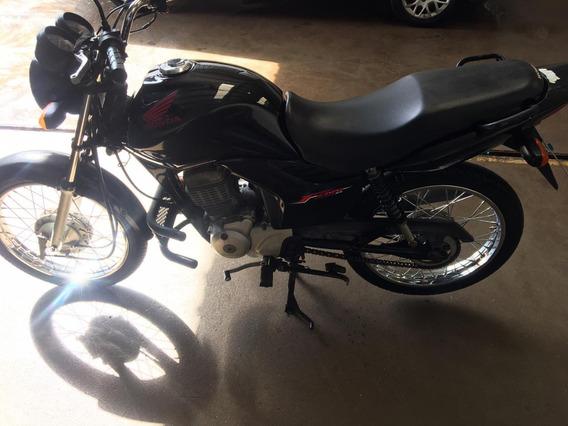 Honda Cg Fan 125 Es 10/11