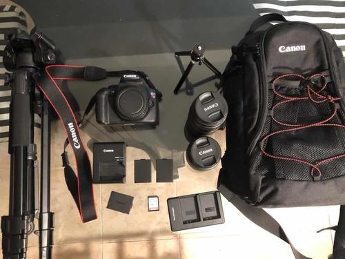 Cámara Canon Eos Rebel T5/eos Digital