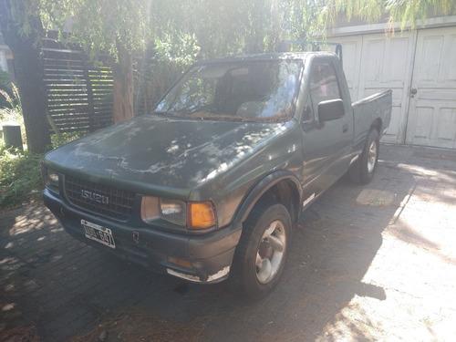 Isuzu Pick-up 2.5 Aa D/c 4x4 1995