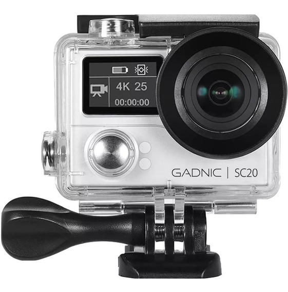 Gadnic Camara Sc20 4k 16mp - Filma/foto/accesorio