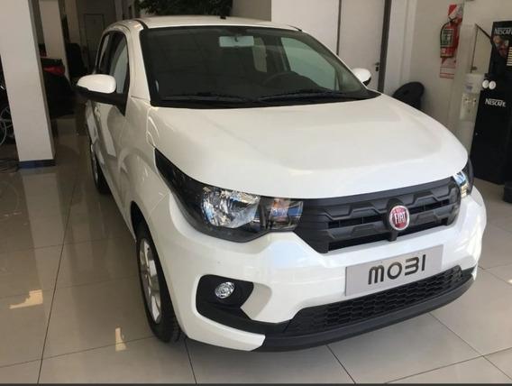 Fiat Mobi 2020 0km - Anticipo 79 Mil Y Cuotas O Tu Usado - L