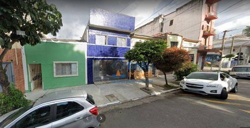 Imagem 1 de 11 de Casa Com 3 Dormitórios À Venda, 200 M² Por R$ 750.000,00 - Barra Funda - São Paulo/sp - Ca11217