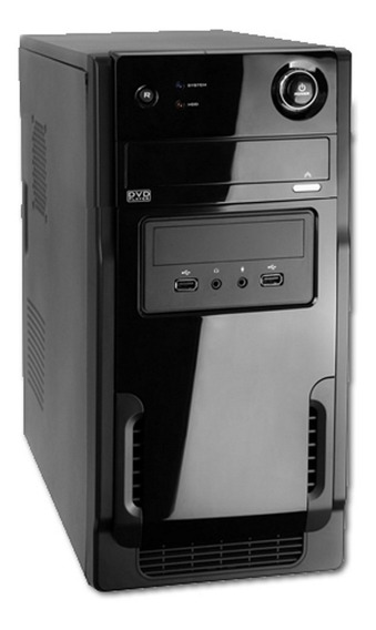 Cpu Pc Intel Core I3 3.10ghz Hd 320gb 4gb Dvd Wi-fi #nova