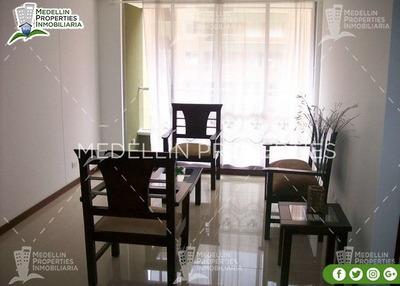 Económico Alojamiento Amoblado En Medellín Cód: 4179