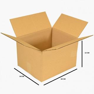 Caja De Cartón De Huevo, Para Mudanza, Empaque, Envíos