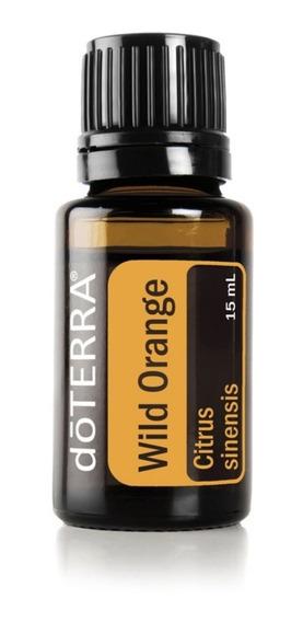Aceite Esencial De Naranja Silvestre Doterra 15 Ml