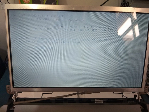 Tela 10.1 Led Defeito