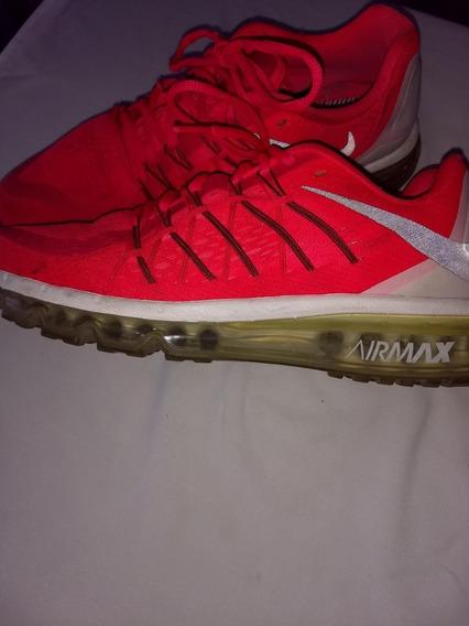 Zapatillas Air Max Nike Original Mujer