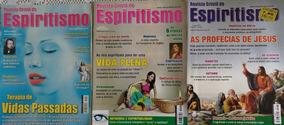 Revistas De Espiritismo - Lote 16 Edições