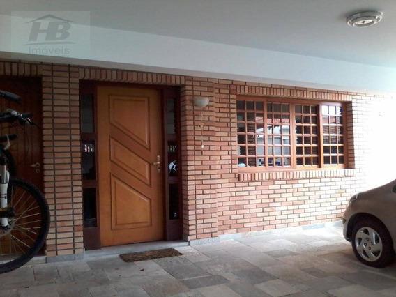 Casa Residencial À Venda, Continental, Osasco. - Ca0849