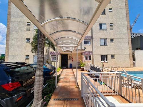 Imagem 1 de 30 de Apartamento Com 2 Dormitórios À Venda, 50 M² Por R$ 298.000,00 - Vila Ré - São Paulo/sp - Ap6301