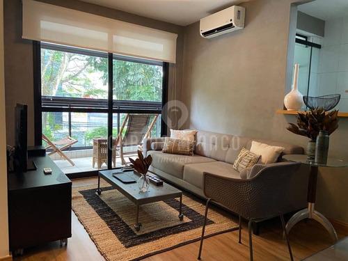 1 Dormitório - 1 Vaga - Vila Nova Conceição - Cf65742