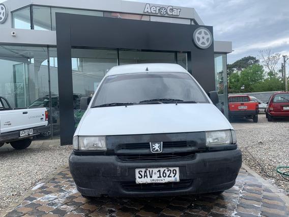 Peugeot Expert 1.8 Nafta 8 Pasajeros Muy Cuidada Aerocar